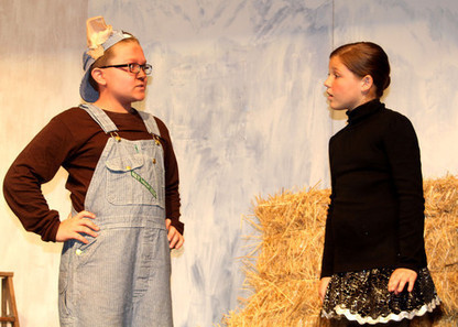 Gardner, KS welcomes 'Charlotte's Web' and Wilbur to Wheatridge Middle School | examiner.com | OffStage | Scoop.it