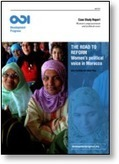 The road to reform: Women's political voice in Morocco | International aid trends from a Belgian perspective | Scoop.it