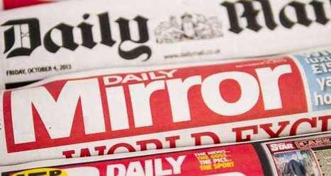 La presse anglaise s'inquiète pour l'avenir du papier | DocPresseESJ | Scoop.it