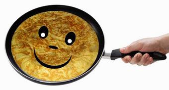 Capacity: Palabras con voz...: Precioso Vídeo Musical Educativo que habla del Optimismo: Dale la vuelta a la tortilla | Actividades para el desarrollo personal, escolar y social (PAT en la ESO) | Scoop.it