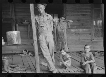 Une saison de coton: trois familles de métayers, de James Agee - photographies de Walker Evans | Archivance - Miscellanées | Scoop.it