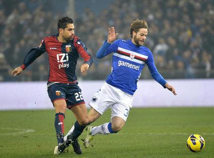 Sampdoria-Genoa: Orario, Diretta Tv, Streaming e Pronostico (2014-15) | News and Entertainment | Scoop.it