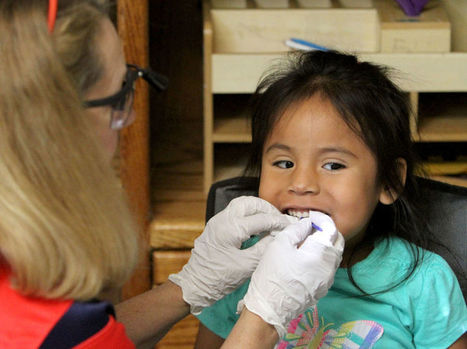 Kids' dental health improving in Arizona | CALS in the News | Scoop.it
