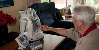 Robots whirr into elderly care - National - NZ Herald News   RE.WORK Technology   Scoop.it