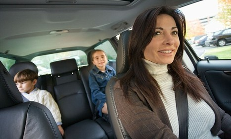 Parents drive 27,000 miles taxing their children around | Kickin' Kickers | Scoop.it