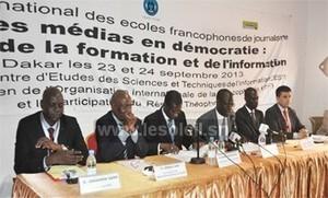 Sénégal: Les écoles francophones de journalisme face au défi de la formation | DocPresseESJ | Scoop.it
