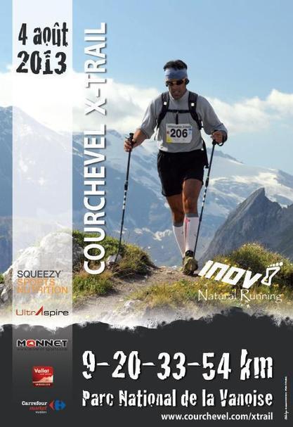 SPORT ETE : Courchevel Xtrail | Actus Courchevel | Scoop.it