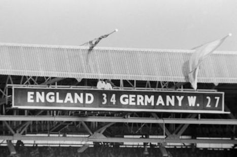 1966 Football World Cup | Everything is related to everything else | Scoop.it