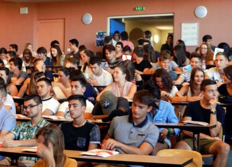 Les 700 étudiants  de Champollion sont rentrés | Université Champollion | Scoop.it