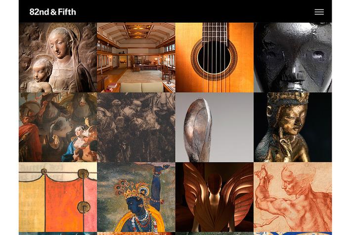 New York's Metropolitan Museum of Art launches 82nd & Fifth app in 12 languages   Art Daily   À la une   Scoop.it