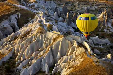 Too beautiful to be real? 16 surreal landscapes found on Earth | Travel | Scoop.it