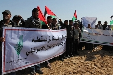 Protests In Gaza And 40 European Cities Demand End To International Trade ... - International Middle East Media Center | Occupied Territory of Palestine | Scoop.it