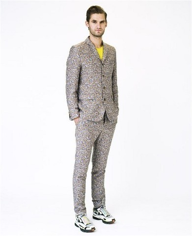 Meet the fashion-mistas: four men on how they found their style - Telegraph | men's fashion | Scoop.it