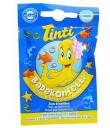 Tinti Confettis de bain - En vente sur L'Accro du Bain | L'Accro du Bain boutique de produits pour le bain et savons gourmands:boule de bain, savons de Marseille,savon artisanal,cupcake de bain, savons cupcakes | Scoop.it