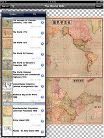 iPad-appar i skolans värld: Maps of the world | It-teknik i skolan | Digitala verktyg för lärandet. En skola i förändring. | Scoop.it