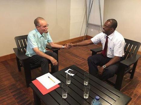 Politique : les relations Guadeloupe/Martinique sous le signe du renouveau ? | Les relations internationales | Scoop.it