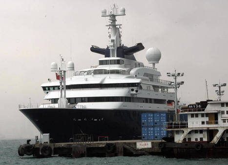 One billionaire's 'Megayacht' destroyed 80% of West Bay's protected Caribbean coral reef | Inequality, Poverty, and Corruption: Effects and Solutions | Scoop.it