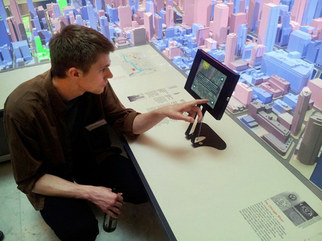 Go to Chicago for visit to future of big data | The Programmable City | Scoop.it