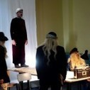 5. Beckett On Air, TeatrInGestAzione. Foto Umberto Dolcini   teatringestazione   Scoop.it