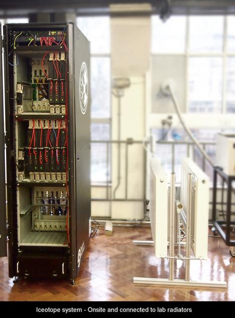 Case study: Leeds University warms to liquid cooling   ICT business cases   Scoop.it