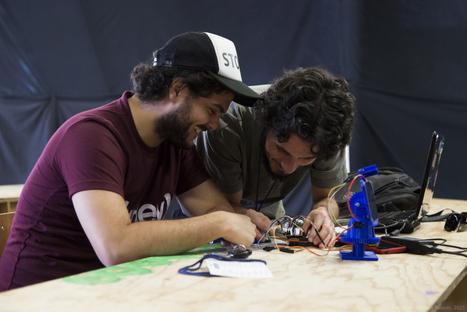 Maker Movement: ¿una nueva forma de desarrollo?   Redes sociales y #biblioteca   Scoop.it