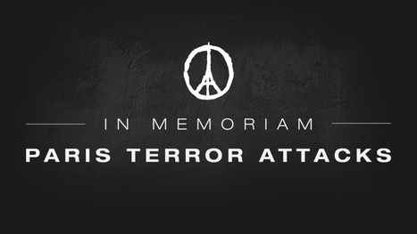 Paris terror attacks: In memoriam of the victims | Think outside the Box | Scoop.it