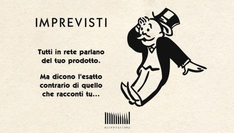 Tutti pazzi per lo storytelling | Content Marketing Italiano | Scoop.it
