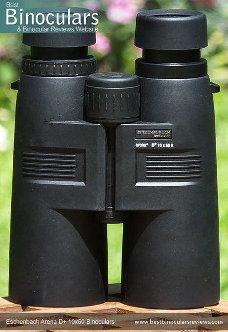 Eschenbach Arena D+ 10x50 B Binoculars Review | World of Optics | Scoop.it