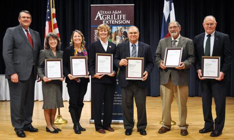 Texas Sea Grant team earns 2012 Superior Service Award | Social Mercor | Scoop.it