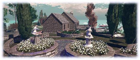 A (Leafy Hollow) Cottage in Second Life   الرحلات المعرفية   Scoop.it