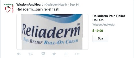 Now You Can Buy Directly Through Twitter! | Health Information & Products | Scoop.it
