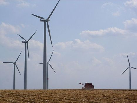 5% of California's Energy Requirements Come From Wind Power | Sustainable Futures | Scoop.it