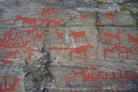 Bronze Age Facebook Found In Rock Art | Archaeorama | Study Research Inspiration & Ideas | Scoop.it