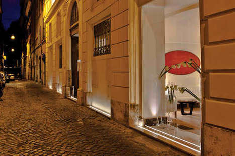 Art Hotel Rome Italie - The First Hotel, centre historique Rome | Hotel Collection | Scoop.it