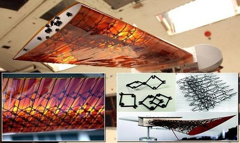 NASA and MIT design 'morphing' wing that resembles fish scales | a3 _ research | Scoop.it