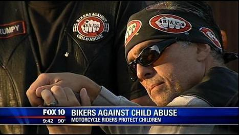 Bikers become angels of abused children | Global Volunteering | Scoop.it