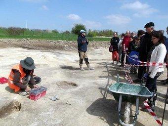 FRANCE : Bétheny / La Husselle livre ses secrets | World Neolithic | Scoop.it