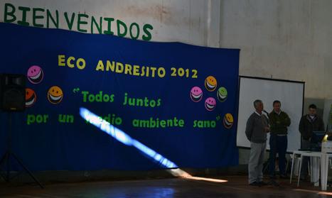 Se inauguró la muestra ECO-Andresito organizada por Ecología - Misiones OnLine | Aguas | Scoop.it