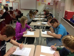 Speed dating in the math classroom. | Math | Scoop.it