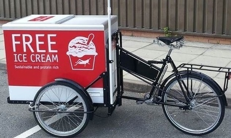 The Economist seeks readers by offering them insect-laced ice cream | Entomophagy: Edible Insects and the Future of Food | Scoop.it