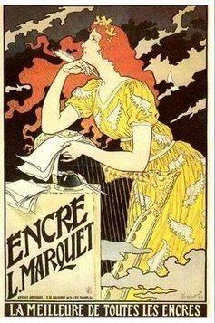 25 mai 1845 naissance d'Eugène Grasset | Racines de l'Art | Scoop.it