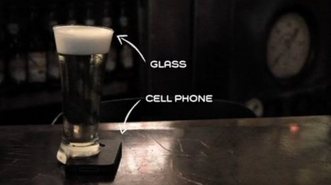How A Cold Brew Can Stop You From Checking Your Smartphone | Talking Tech | Scoop.it