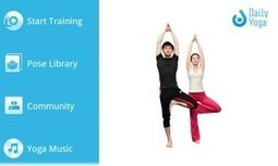 Daily Yoga Android App Review : The Best App for Yoga? | Android and iOS Apps | Scoop.it