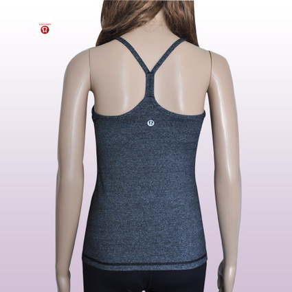 Cheap Lululemon Power Y Tank Grey Factory Outlet,Lululemon Outlet Yoga Clothes | andycindy | Scoop.it