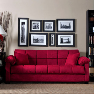 Recommendation for Redecorating your Coach: Convert-A-Couch Sleeper Sofa | Motorhome Madness | Scoop.it