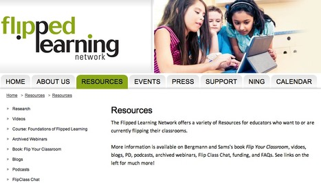 Flipped Learning Network | Curating-Social-Learning | Scoop.it