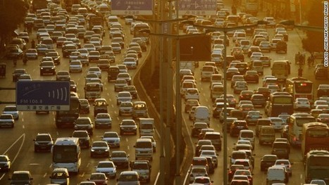 China's auto affair drives oil demand | China | Scoop.it
