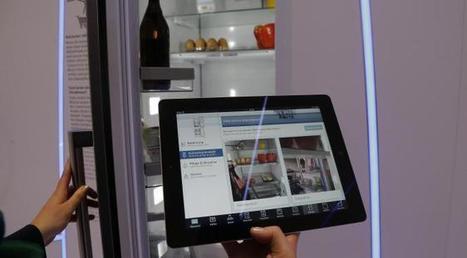 Une friteuse connectée et un frigo qui envoie des SMS: l'Internet des objets s'apprête à envahir votre cuisine   Web Pratique   Scoop.it