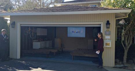 "In the Garage Where Google Was Born | L'impresa ""mobile"" | Scoop.it"