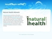Natural Health Network - Home | Natural Health Network | Scoop.it
